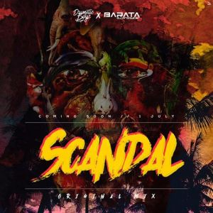 Dj Barata & DrumeticBoyz - Scandal (Original Mix) 2017
