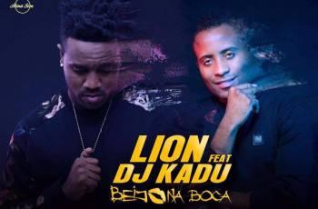 Lion Sel feat. Dj Kadu - Beijo na Boca (Kizomba) 2017
