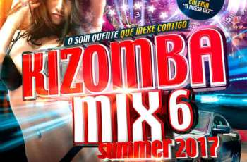 Kizomba Mix 6 Summer (2017)