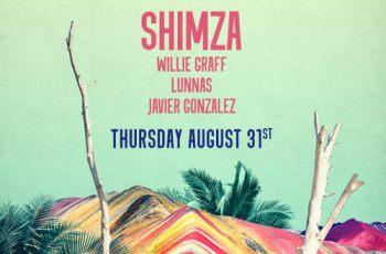 Shimza Live @Destino Welcomes, Destino Ibiza (31.08.17)