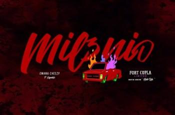 Emana Cheezy - Milénio 3 (Mixtape) 2017