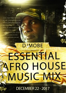 DjMobe - Essential Afro House Music Mix 2017