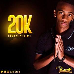 DjThakzin - 20K Likes Mix (2018)