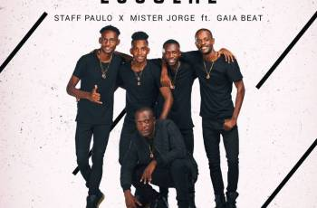 Staff Paulo, Mister Jorge feat. Gaia Beat - Escolhe