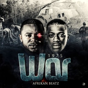 Afrikan Beatz - War 1975 (Afro House) 2018