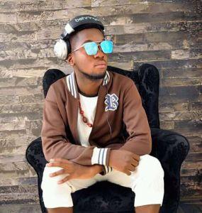 Dj Damiloy Daniel - Back cover (Afro House) 2018