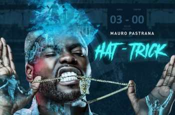 Mauro Pastrana - Hat-Trick (EP) 2018