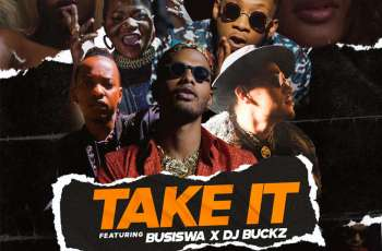 Trigo Limpo - Take It (feat. DJ Buckz & Busiswa)