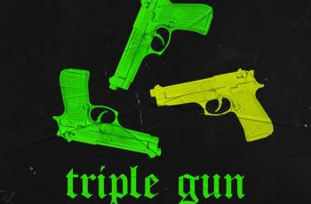 Pzeeboy, Kelson Mario e Barata - Triple Gun (Original Mix)