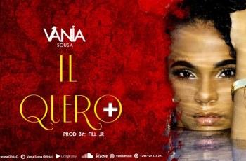 Vânia Sousa - Te Quero Mais