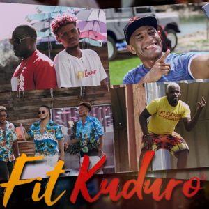 Bruno Samorá, Zoca Zoca, O Team e Godzilla do Game - Fit Kuduro, Baixar musicas de kuduro, novas musicas