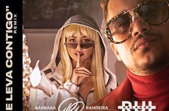 Rui Orlando feat. Bárbara Bandeira - Me Leva Contigo (Remix) 2019