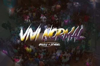 Apollo G - Vivi Normal (feat. Dj Michel) 2019