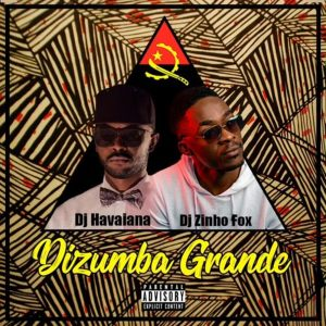 Dj Havaiana Ft. Dj Zinho Fox - Dizumba (Afro House Drums)