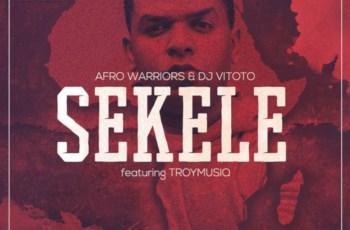 Afro Warriors & Dj Vitoto - Sekele (feat. Troymusiq)