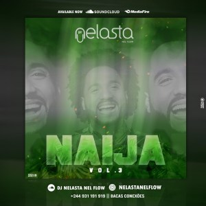 DJ Nelasta - Naija Mix Vol.3 (2019)