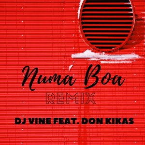Dj Vine feat. Don Kikas - Numa Boa (Remix)