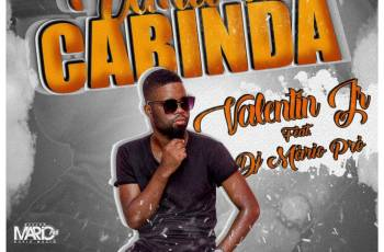 Valentin jr feat. Dj Mário Pro - Uma de Cabinda (Tarrachinha)
