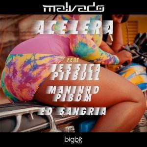 Jéssica Pitbull - Acelera (feat. Ed Sangria, DJ Malvado & Maninho Pibom)