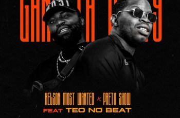 Kelson Most Wanted & Preto Show - Gangsta Party (feat. Teo no Beat)