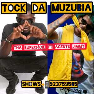 Tha Superfície - Tock da Muzubia (feat. Agente Jimmy)
