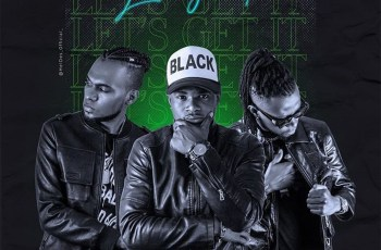 I'black x Messias Maricoa x Crunk Boy - Let´s Get It