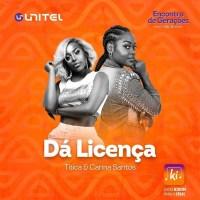 Titica - Dá Licença (feat. Karina Santos)