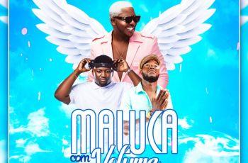 Dj Habias - Maluca Com O Volume (feat. Pzee boy & Rei Do Make Up)
