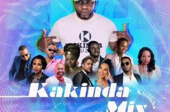Dj Rebelde - Kakinda Mix Vol. 1