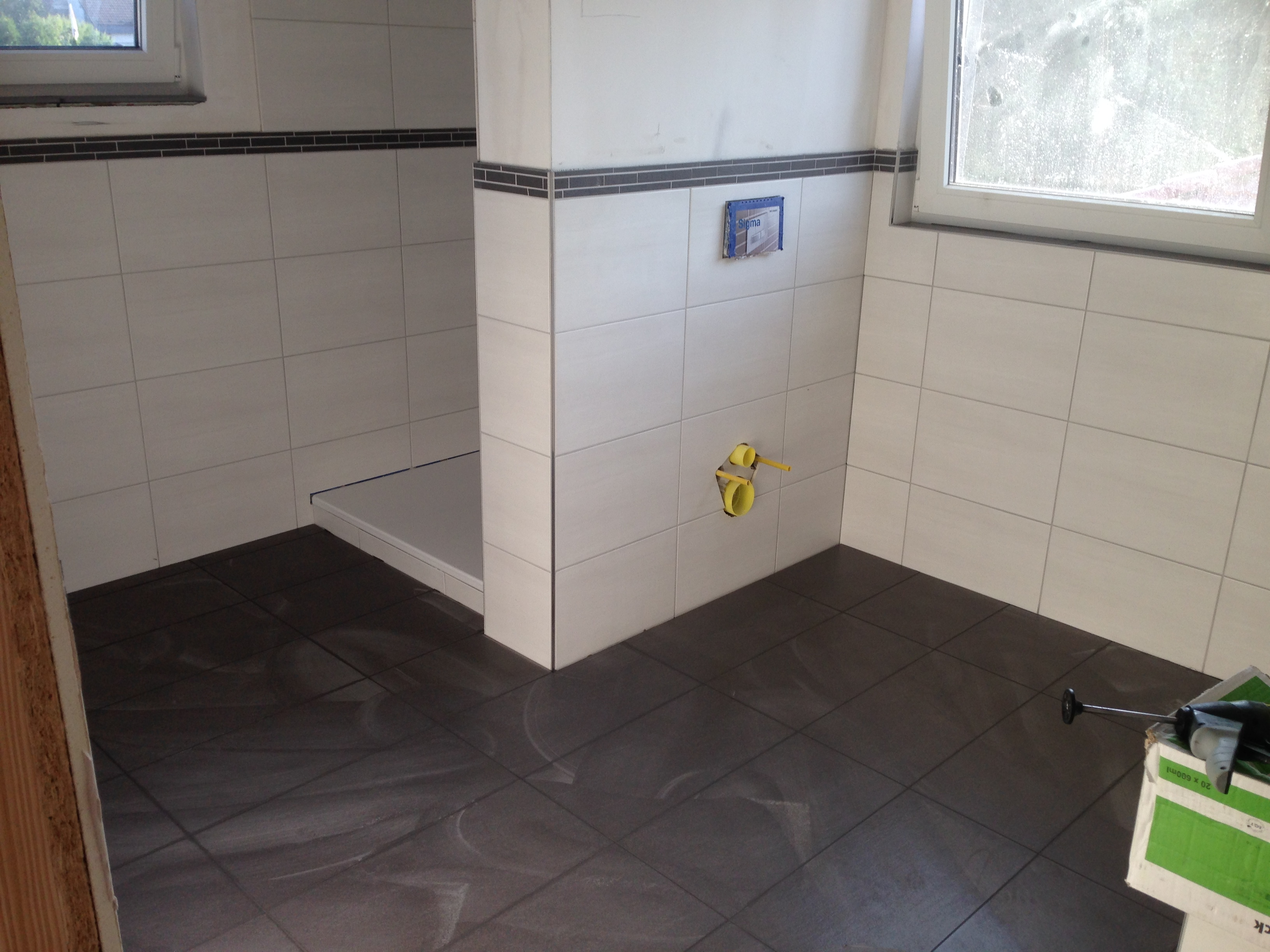 Badezimmer Fliesen 30 X 60 | Wand Und Bodenfliesen Ais Online De
