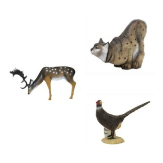 3D dyr