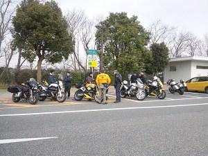 2011 関西Buellerの集い 牡蛎食い放題ツーリング