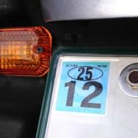 車検ステッカー201112