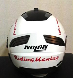 NOLAN N43 Air オリジナルデザイン