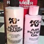 K&Nエアフィルター Recharger