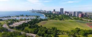 overlooking Cricket Hill in Buena Park