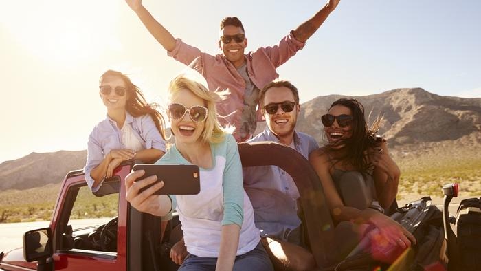 Resultado de imagen de millennials de viaje