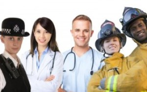 NHS, Police & Fire Staff