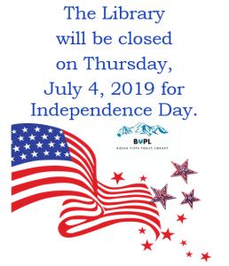 July 4th closing