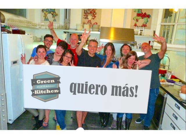 Curso Taller de Cocina Vegetariana en Capital Federal Buenos Aires CABA Capital Federal  Buenos Aires anuncios