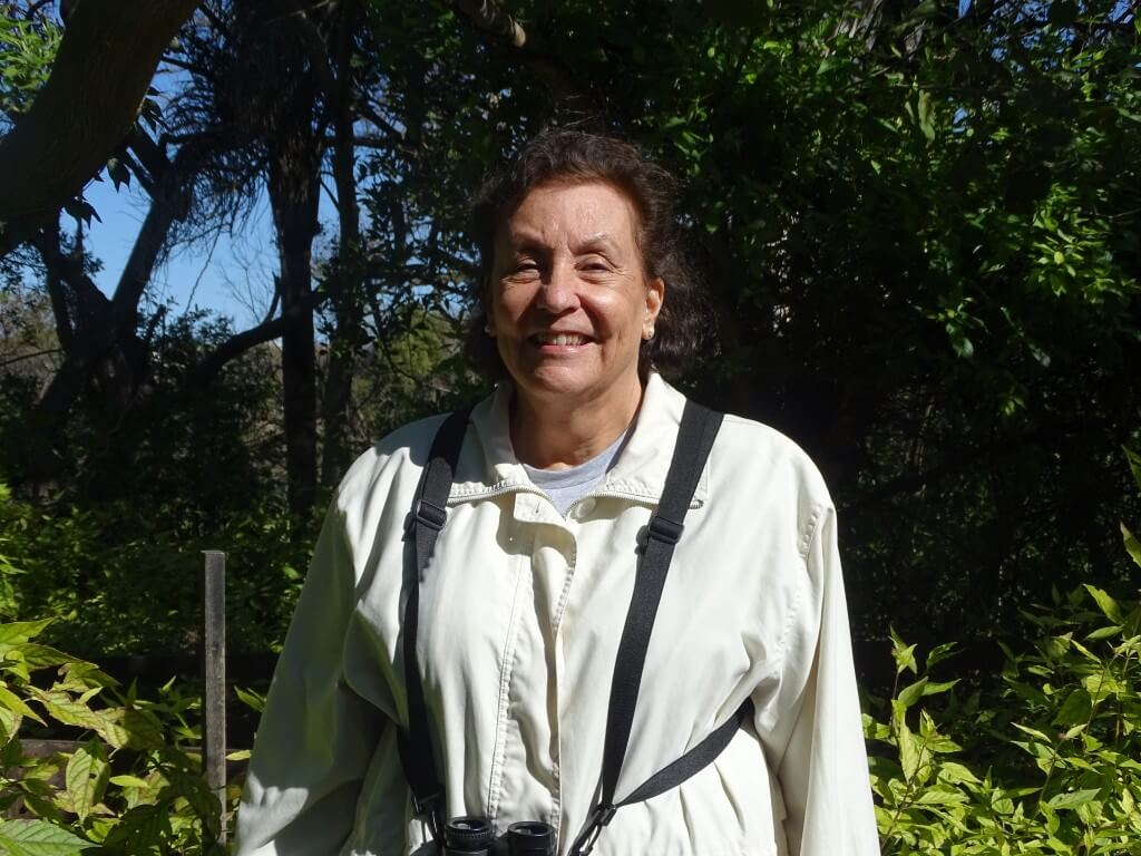 Cynthia, Vicente López Reserve, August 2018.