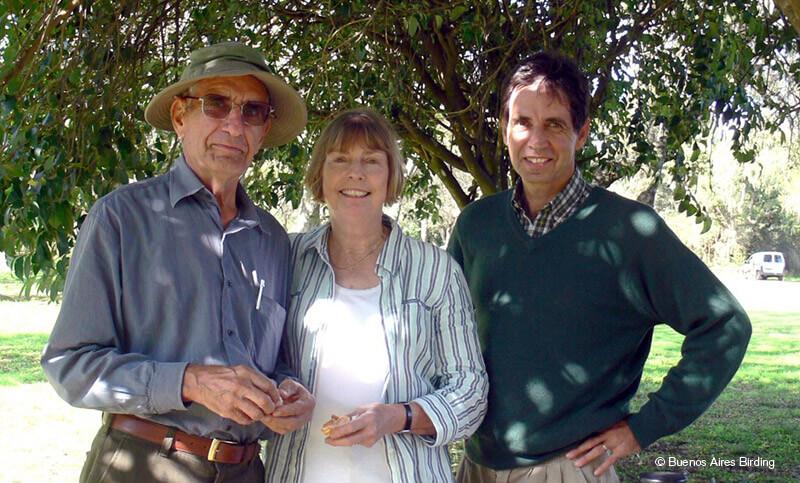 Grahame and Robin, May 2014.