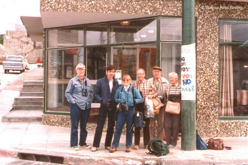 Ushuaia 1984