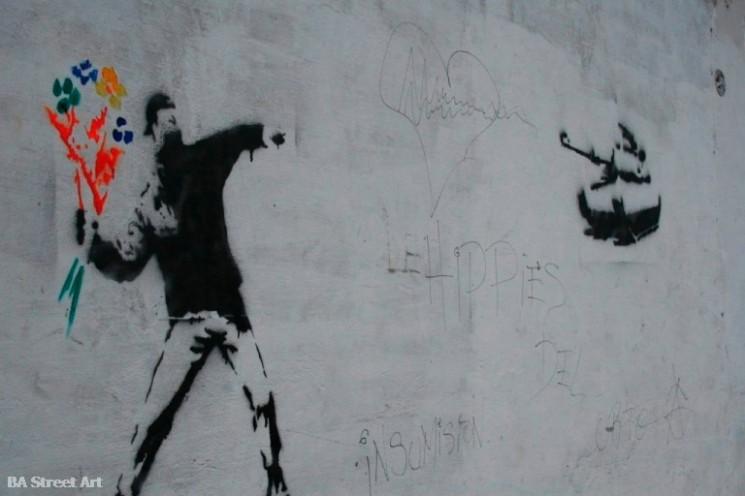 Banksy Balloon Girl Wallpaper Banksy In Buenos Aires Ba Street Art
