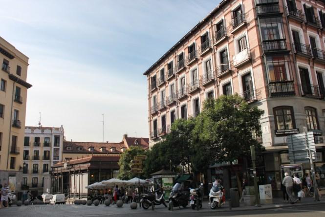 Ruelle Mercado - Visiter Madrid