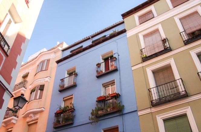 Maison - Visiter Madrid