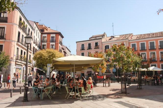Place - Visiter Madrid