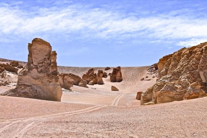 Valle del Arcoiris San Pedro de Atacama
