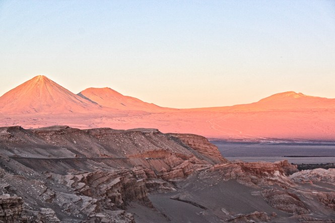 San Pedro de Atacama Vallée de la luna