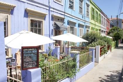 maisons de valparaiso